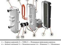 Электрический подогреватель от сети 220в - фото 3