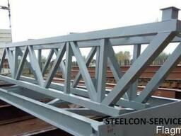 Frame steel halls - photo 4