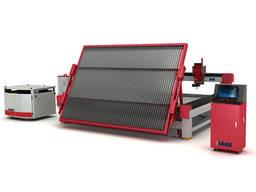 Водоструйный CNC Специальный станок для резки стекла