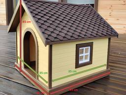 Beautiful wooden house for your animal.
