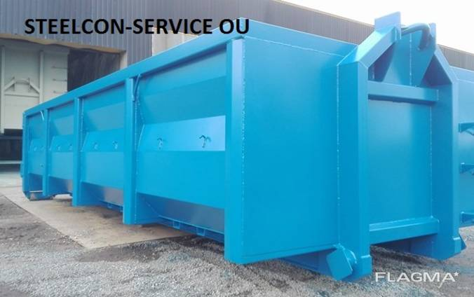 Krok container, subcontract works