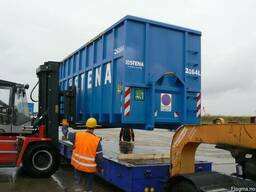Krokcontainers , dumpers. Container