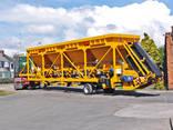 Mobile asphalt plant Parker RoadStar 2000 (160 tph, United Kingdom) - photo 7