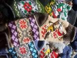 Носки шерстяные круговой вязки отличного качества из ангорки качество супер - фото 1