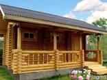 Производим деревянные бани - фото 3