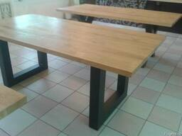 Tables of oak - photo 1