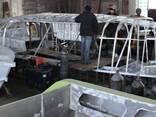 We build sailing/motor boats from aluminium - photo 1