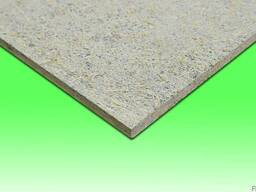 Wood wool cement board